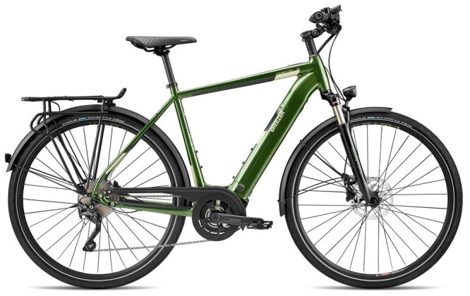 E-Bike Breezer Bikes Powertrip Evo 1.3+ 2020