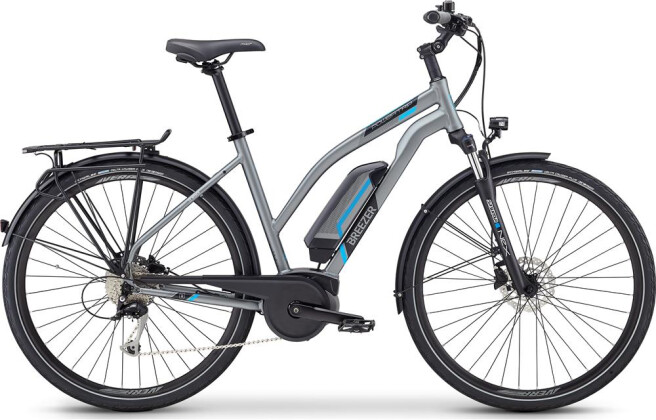 E-Bike Breezer Bikes Power Trip + ST 2020