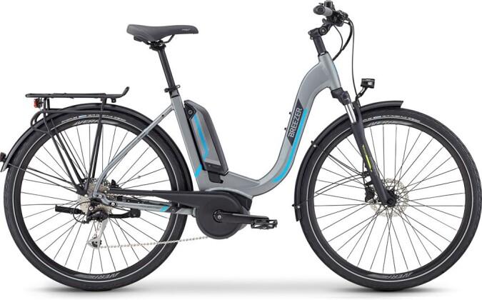 E-Bike Breezer Bikes Power Trip + LS 2020