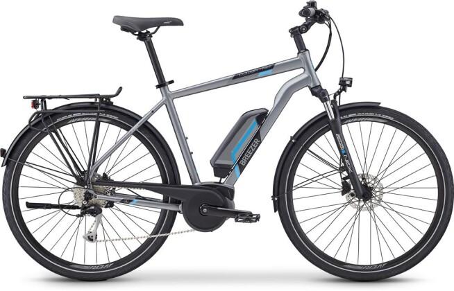E-Bike Breezer Bikes Power Trip + 2020