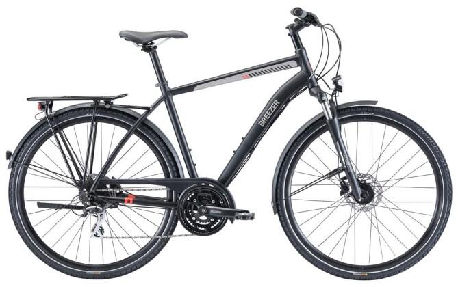 Trekkingbike Breezer Bikes Liberty S2.3+ 2020