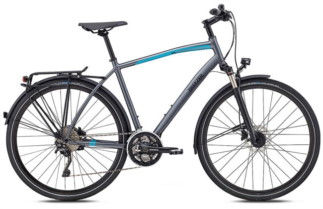Trekkingbike Breezer Bikes Liberty S1.3+ 2020