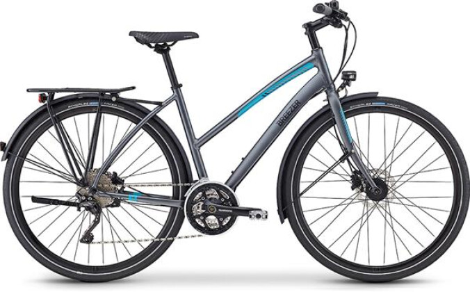 Trekkingbike Breezer Bikes Liberty R1.3+ ST 2020