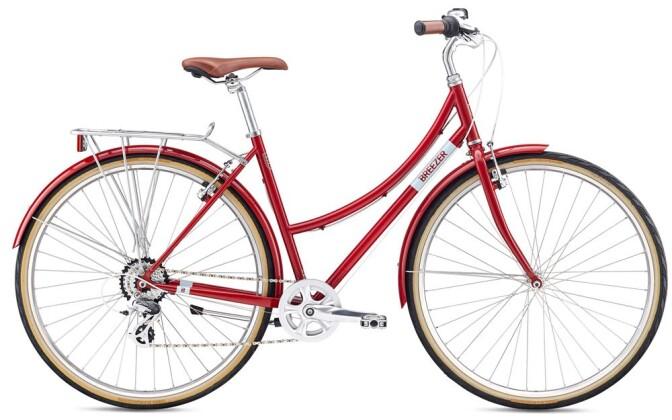 Trekkingbike Breezer Bikes Downtown EX ST 2020