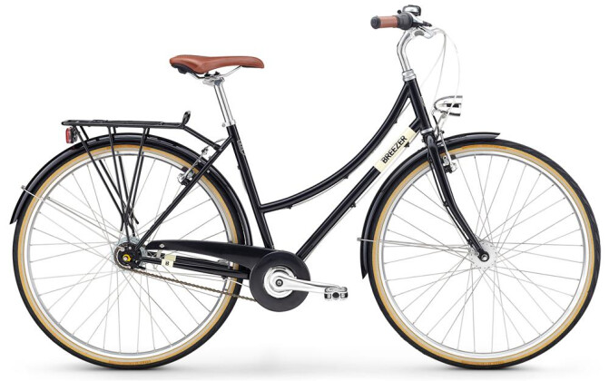 Citybike Breezer Bikes Downtown 8+ ST 2020