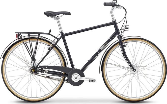 Citybike Breezer Bikes Downtown 8+ 2020