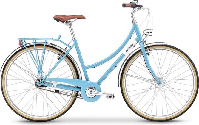 Citybike Breezer Bikes Downtown 7+ ST 2020