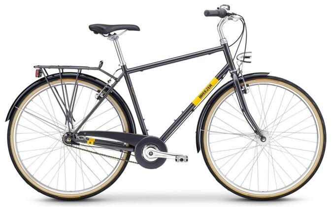 Citybike Breezer Bikes Downtown 7+ 2020