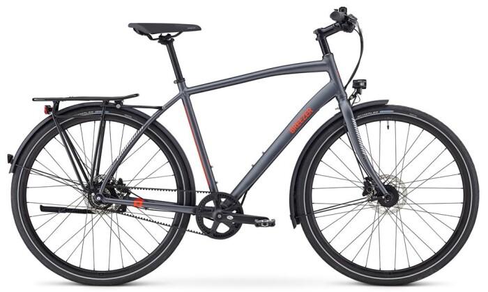 Citybike Breezer Bikes Beltway 8+ 2020
