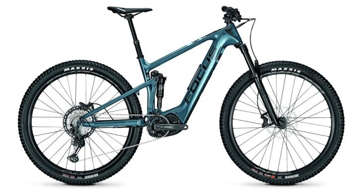 E-Bike Focus JAM² 9.8 NINE 2020