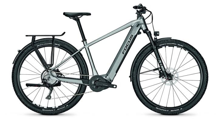 E-Bike Focus AVENTURA² 6.8 2020
