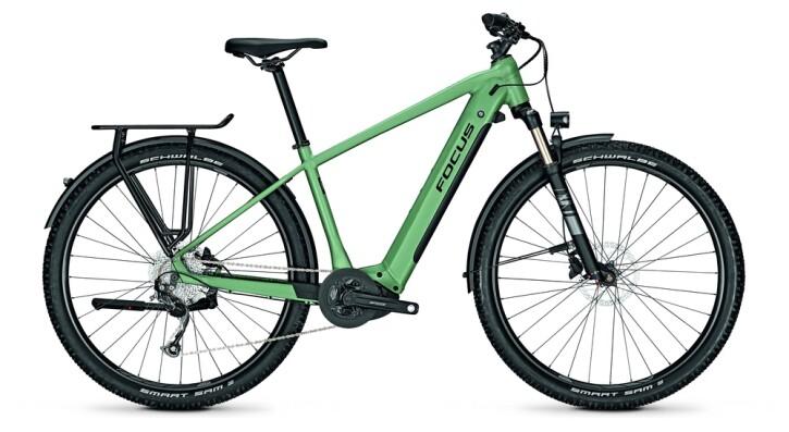 E-Bike Focus AVENTURA² 6.7 2020