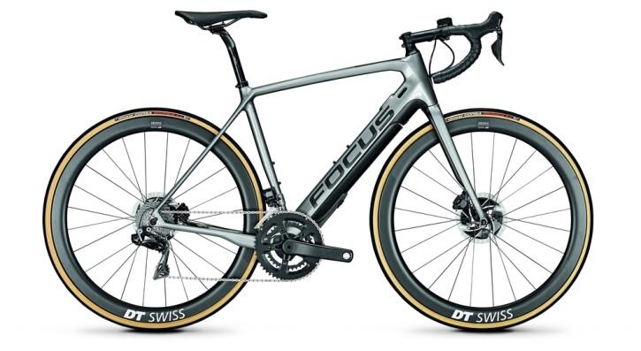 E-Bike Focus PARALANE² 9.9 2020