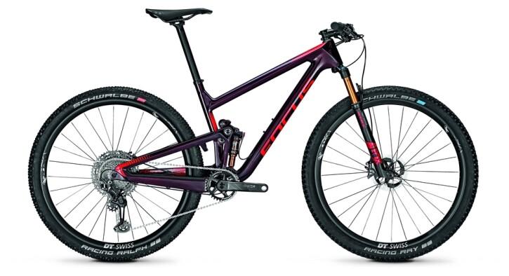 Mountainbike Focus FOCUS O1E 9.9 2020