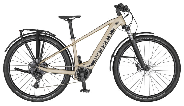 E-Bike Scott Axis eRIDE 30 Lady 2020