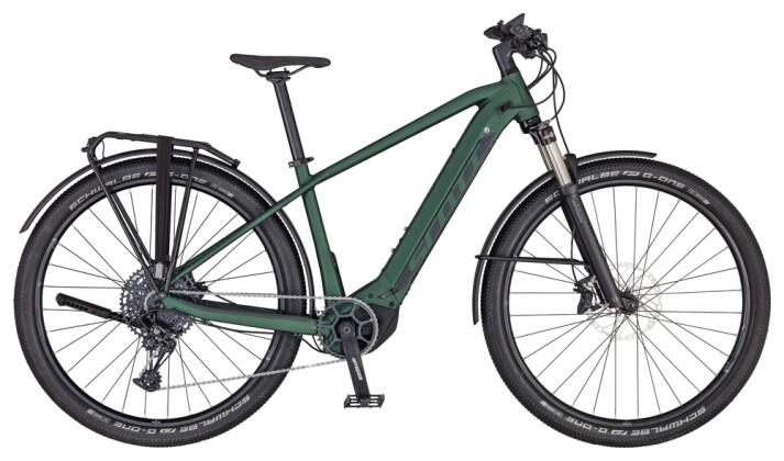 E-Bike Scott Axis eRIDE 10 Men 2020