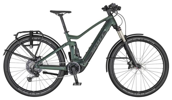 E-Bike Scott Axis eRIDE Evo 2020