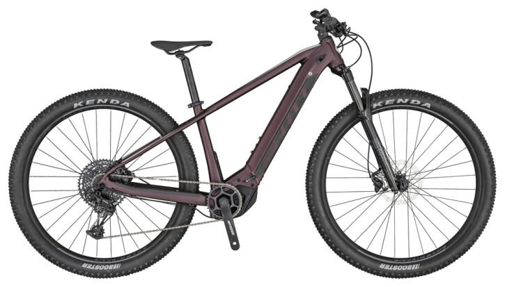 E-Bike Scott Contessa Aspect eRIDE 910 2020