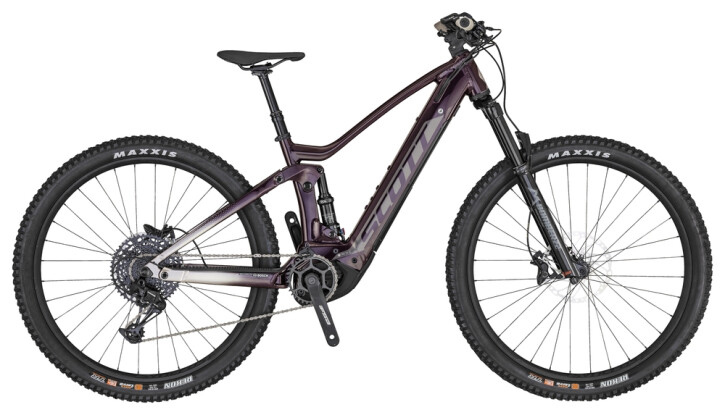E-Bike Scott Contessa Strike eRIDE 910 2020