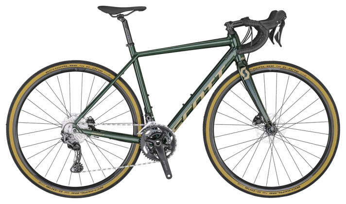 Rennrad Scott Contessa Speedster Gravel 15 2020
