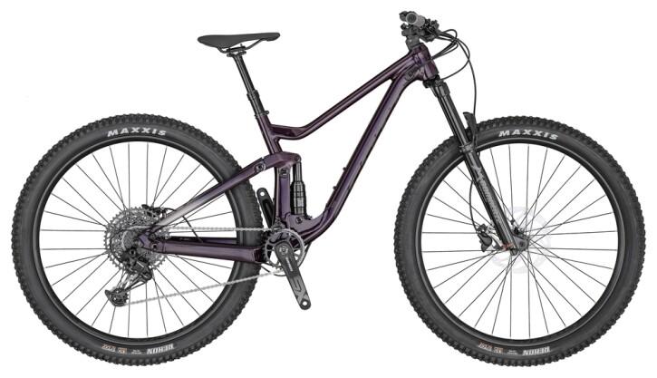 Mountainbike Scott Contessa Genius 920 2020