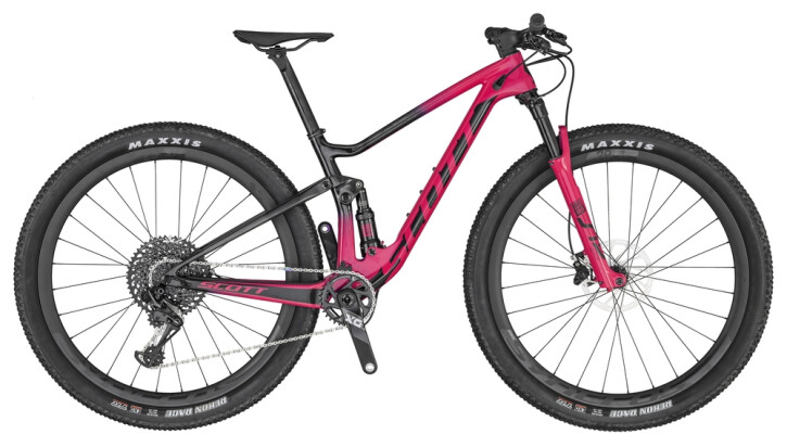 Mountainbike Scott Contessa Spark RC 900 2020