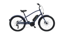 E-Bike Electra Bicycle Townie Go! 8D Step-Over