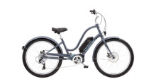 E-Bike Electra Bicycle Townie Go! 8D Step-Thru