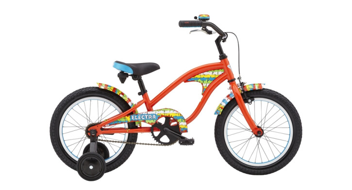 Kinder / Jugend Electra Bicycle Graffiti Drip 1 16in Boys' 2020
