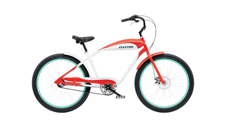 Cruiser-Bike Electra Bicycle EBC '93 3i 2020