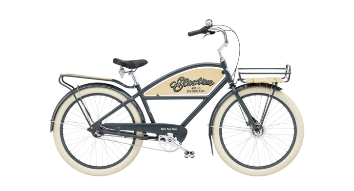 Cruiser-Bike Electra Bicycle Delivery 3i 2020