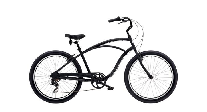 Cruiser-Bike Electra Bicycle Cruiser Lux 7D Men's 2020