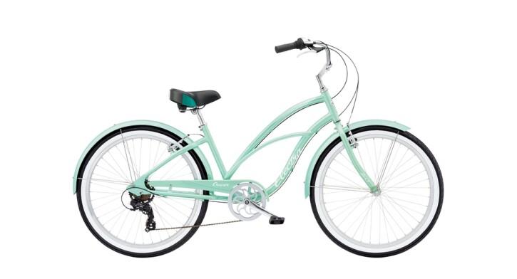 Cruiser-Bike Electra Bicycle Cruiser Lux 7D Ladies' 2020