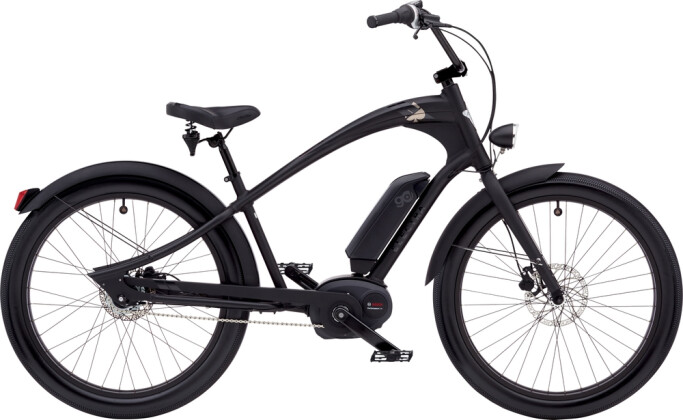 Cruiser-Bike Electra Bicycle Ace Go! 8i Step-Over 2020