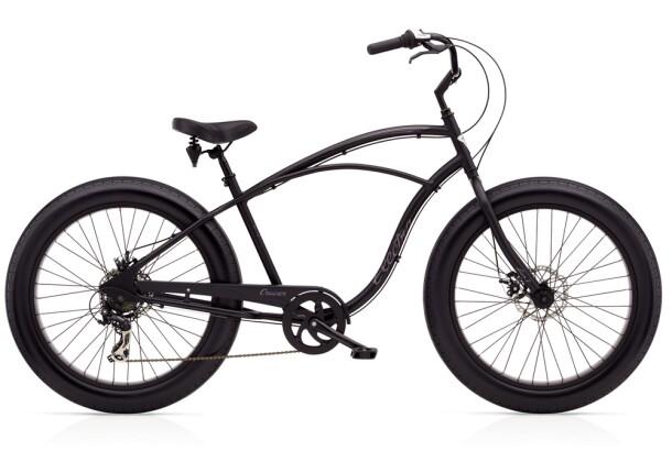 Cruiser-Bike Electra Bicycle Lux Fat 7D Men's 2020