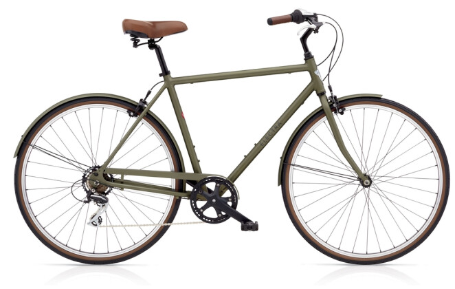 Citybike Electra Bicycle Loft 7D Step-Over 2020