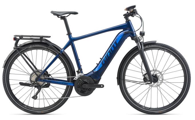 E-Bike GIANT Explore E+ 0 Pro GTS PWR6 2020