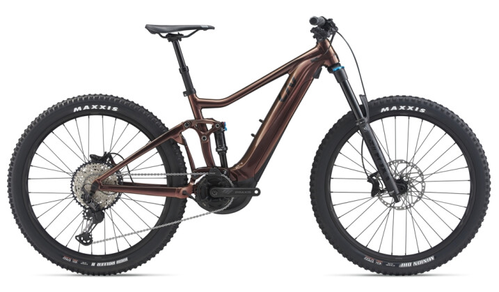 E-Bike Liv Intrigue E+ 1 Pro PWR6 2020