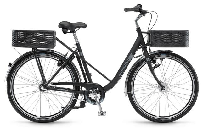 Lastenrad Winora Load Einrohr 2020