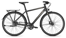 Citybike Raleigh NIGHTFLIGHT DLX magicblack Diamant