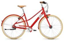 Citybike Raleigh HALIFAX 8 firered Mixte