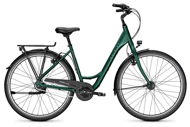 Citybike Raleigh DEVON HS kombugreen Wave 2020