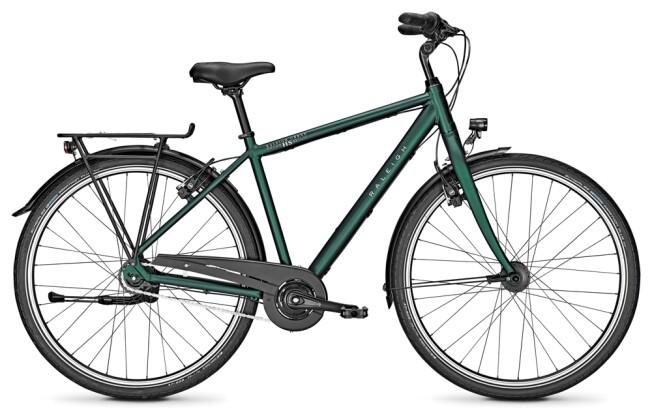 Citybike Raleigh DEVON HS kombugreen Diamant 2020