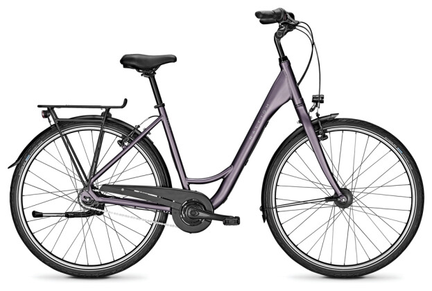 Citybike Raleigh DEVON 8 mystypurple Wave 2020
