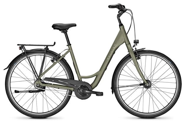 Citybike Raleigh DEVON 8 urbangreen Wave 2020