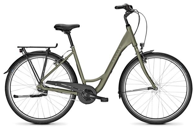 Citybike Raleigh DEVON 7 urbangreen Wave 2020