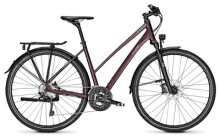 Trekkingbike Raleigh RUSHHOUR 7.0 mahagonyred Trapez