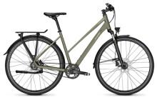 Trekkingbike Raleigh RUSHHOUR 6.5 urbangreen Trapez
