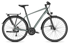 Trekkingbike Raleigh RUSHHOUR 3.0 techgreen Diamant
