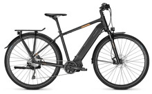 E-Bike Raleigh PRESTON 10 magicblack Diamant